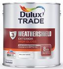 Dulux Trade Weathershield Exterior High Gloss Tinted Colours